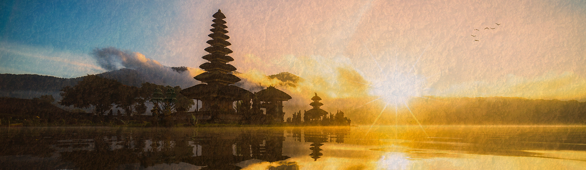 Indonesia travel landscape