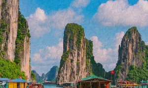 Vietnam vacation destinations