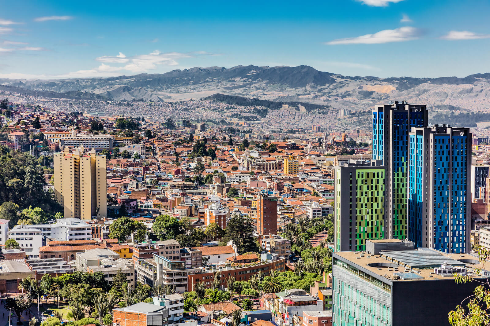 Bogotá, Here's how to make the most out of Colombia's ...  |Bogota